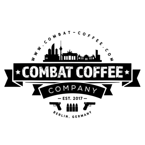 Combat Coffee Logo Streetwise Academy